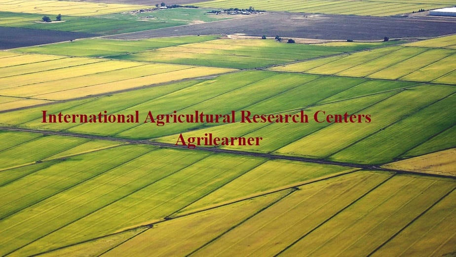 International Agricultural Research Centers