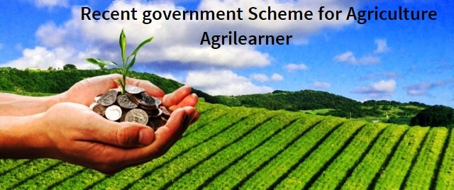 government Scheme of Agriculture
