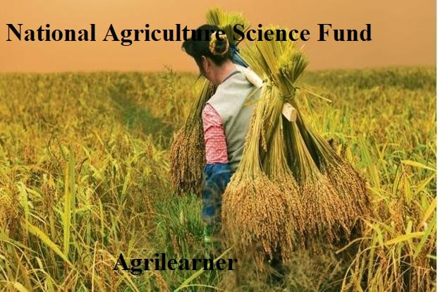 National Agriculture Science Fund