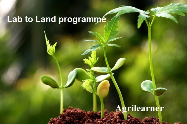 Lab to Land programme