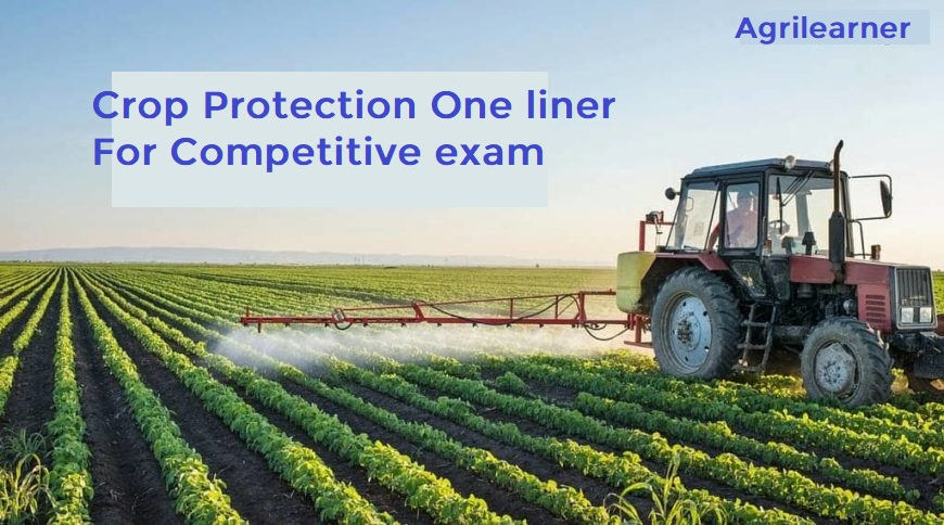 Crop Protection One liner