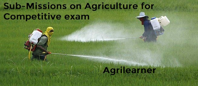 Missions on Agriculture