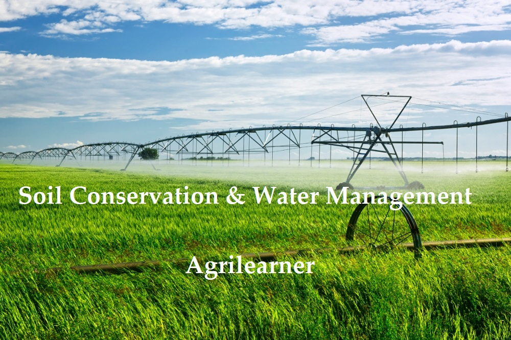Soil Conservation & Water Management