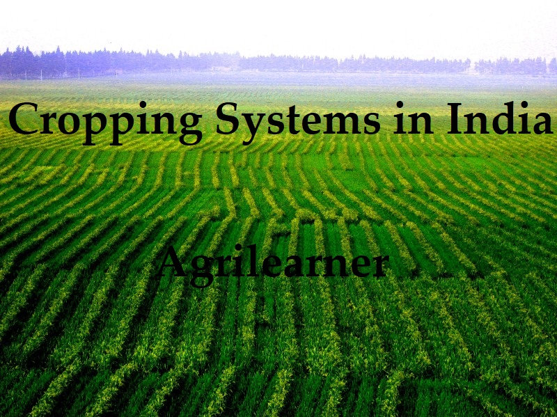 Cropping System
