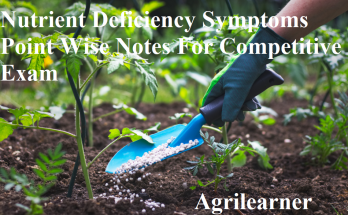 Nutrient deficiency