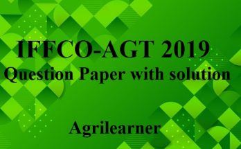 IFFCO-AGT 2019